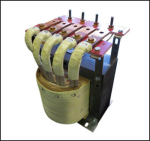 SINGLE PHASE MULTI TAP TRANSFORMER, 6.65 KVA, P/N 17928