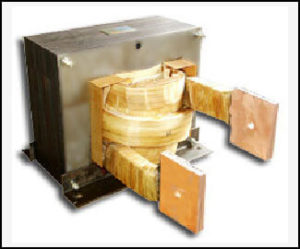 3000 AMP HIGH CURRENT TRANSFORMER, 36 KVA, Output: 12 VAC, 3000 Amps P/N 18062