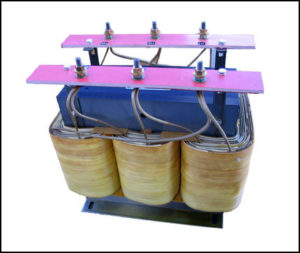5 KV Isolation Transformer, 10 KVA, 3 PH, P/N 18553