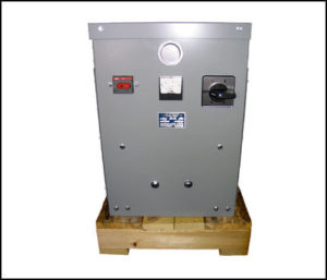Single Phase Tap Switch Transformer 15 KVA, 1 PH, 60 Hz, P/N 18589T