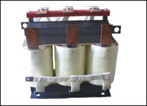 ISOLATION TRANSFORMER, 34 KVA, 400 HZ, P/N 18598