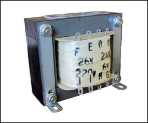 FOUR SECONDARY TRANSFORMER, 115 VA, 1 PH, 60 HZ, P/N 18749