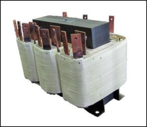 High Current Secondary Tap Transformer, 34 KVA, Input: 480 VAC, Output: 24/48/96/144 VAC, P/N 18774