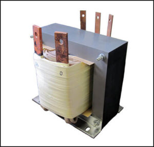 SINGLE PHASE MULTI TAP TRANSFORMER, 3.2 KVA, P/N 18840