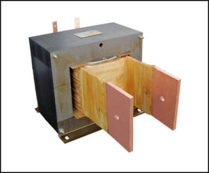 2100 AMP CURRENT TRANSFORMER, 7.5 KVA, Output: 3.5 VAC, 2100 Amps P/N 18851