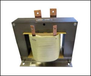 500 AMP TRANSFORMER, 4 KVA, Output: 8 VAC, 500 Amps P/N 18866