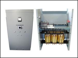 Three Phase Tap Switch Transformer 50 KVA, 3 PH, 50 Hz, P/N 18868TN