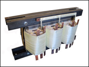 Multi Tap Transformer, 50 KVA, Input: 480 VAC, Output: 380/400/415/460/575 VAC, P/N 18868