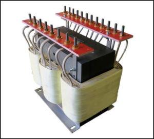 HEATING ELEMENT TRANSFORMER, 13.5 KVA, 3 PH, 50/60 Hz, P/N 18973