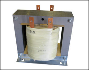 Oil Immersed Environment Transformer 2.0 KVA, 1 PH, 60 Hz, Primary: 240 VAC, Secondary: 960 VAC, P/N 19033