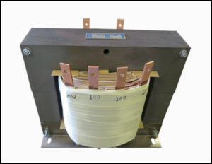 SINGLE PHASE MULTI TAP TRANSFORMER, 10 KVA, P/N 19052