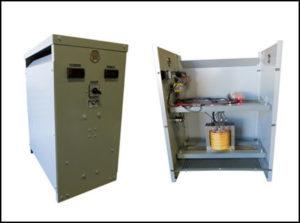Tap Switch Transformer 4 KVA, 1 PH, 50 Hz, P/N 19065TS