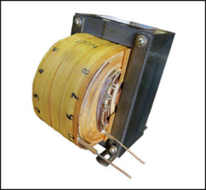 SINGLE PHASE MULTI TAP TRANSFORMER, 0.6 KVA, P/N 19074