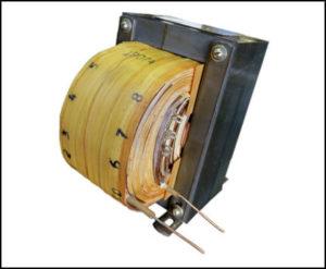 Multi Tap High Voltage Transformer 0.6 KVA, Input: 210/220/230/240 V Output: -14.9/0/+14.9/3750 V, P/N 19074