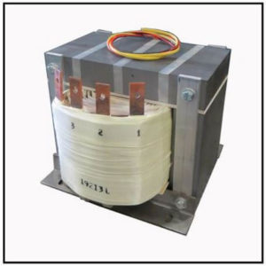 Multi Tap Gapped Inductor, 7.6 mH, 100 Amps, P/N 19213L