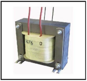 High Voltage Transformer, 175 VA, 1 PH, 60 Hz, P/N 19214A