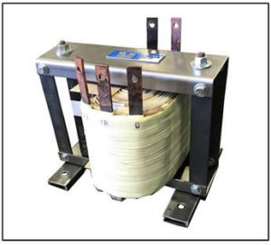 Isolation Transformer, 5.76 KVA, 1 PH, 400 Hz, P/N 19230B