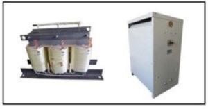 Tap Switch Transformer, 20 KVA, 3 PH, 60 Hz, P/N 19150NT