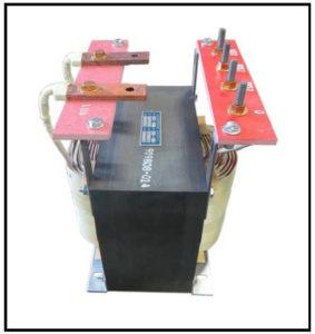HEATING ELEMENT TRANSFORMER, 7 KVA, 1 PH, 50/60 Hz, P/N 19080A