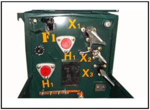 Oil Filled Transformer, 30 KVA, Primary: 13200 VAC Secondary: 0 / 240 / 480 VAC, P/N 6937L