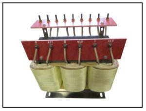 HEATING ELEMENT TRANSFORMER, 11.3 KVA, 3 PH, 50 Hz, P/N 19131
