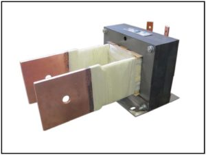 HIGH CURRENT TRANSFORMER, 1.2 KVA, Output: 1.2 VAC, 1000 Amps P/N 19092