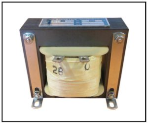 ISOLATION TRANSFORMER, 140 VA, 400 Hz, P/N 19104