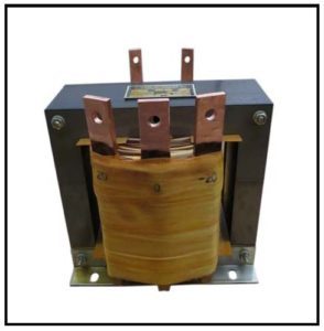 SINGLE PHASE MULTI TAP TRANSFORMER, 6 KVA, P/N 19133