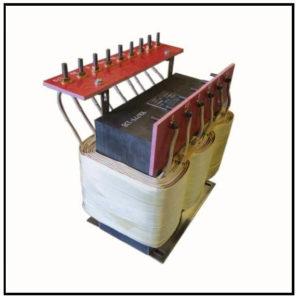 HEATING ELEMENT TRANSFORMER, 13.5 KVA, 3 PH, 50 Hz, P/N 19152