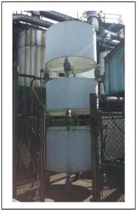 15 KV Air Core Reactor, 15.92 mH, 93 Amps Continuous, P/N 6850L