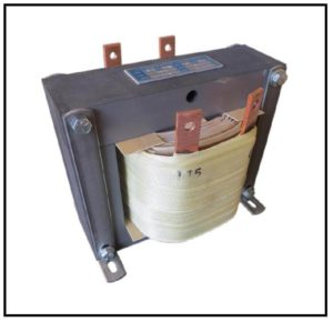 ISOLATION TRANSFORMER, 1 KVA, 400 Hz, P/N 19086