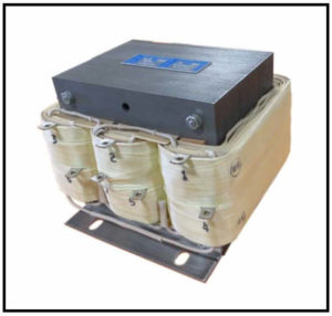 ISOLATION TRANSFORMER, 1.2 KVA, 400 Hz, P/N 19183