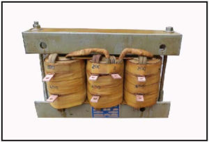 ISOLATION TRANSFORMER, 28 KVA, 400 Hz, P/N 19198