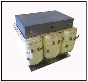 Heating Element Transformer, 25.7 KVA, 3 PH, 60 Hz, P/N 19203