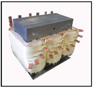 HEATING ELEMENT TRANSFORMER, 15 KVA, 3 PH, 50 Hz, P/N 19206