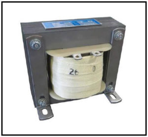 ISOLATION TRANSFORMER, 0.2 KVA, 400 Hz, P/N 19229