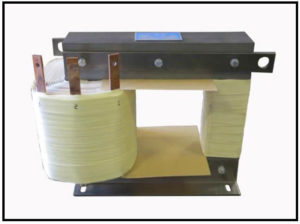 Single Turn High Current Transformer, 10000 Amps, 1 VAC, 10 KVA, P/N 18699A