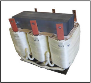 Isolation Transformer, 15 KVA, 3 PH, 60 Hz, P/N 18373