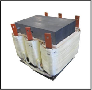 Isolation Transformer, 30 KVA, 3 PH, 60 Hz, P/N 18374