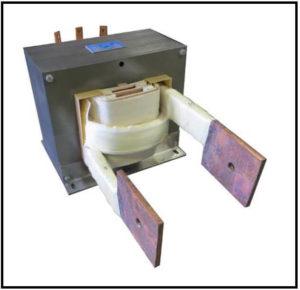 High Current Transformer, 15 KVA, 1 PH, 60 Hz, P/N 19069-1