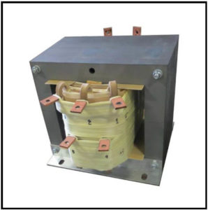 SINGLE PHASE MULTI TAP TRANSFORMER, 5 KVA, P/N 19231