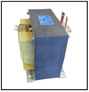 Isolation Transformer, 4.8 KVA, 1 PH, 60 Hz, P/N 19233