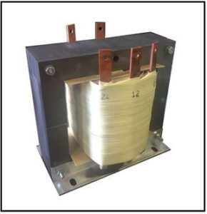 Single Phase Isolation Transformer, 2.4 KVA, 1 PH, 60 Hz, P/N 19240