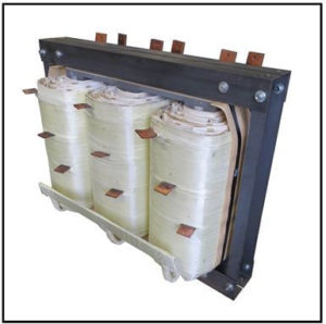 Isolation Transformer, 300 KVA, 3 PH, 60 Hz, P/N 19239