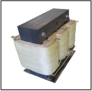 Isolation Transformer: 1.5 KVA, 3 PH, 50/60 Hz, P/N 19244