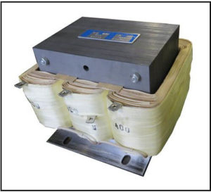 Isolation Transformer: 0.1 KVA, 3 PH, 50/60 Hz, P/N 19245