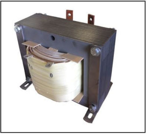 Isolation Transformer, 1.35 KVA, 1 PH, 60 Hz, P/N 19246