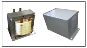 Isolation Transformer, 1.5 KVA, 1 PH, 60 Hz, P/N 19255N
