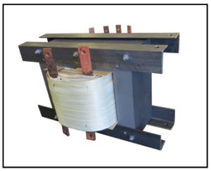 SINGLE PHASE MULTI TAP TRANSFORMER, 9.6 KVA, P/N 19258N