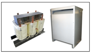Isolation Transformer, 6 KVA, 3 PH, 50/60 Hz, P/N 19253N
